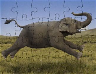 Puzzle s vlastní fotkou - 24 dílů