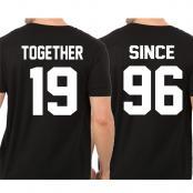 Tričko - Together - Since