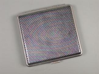 Honeycomb - Stříbrná