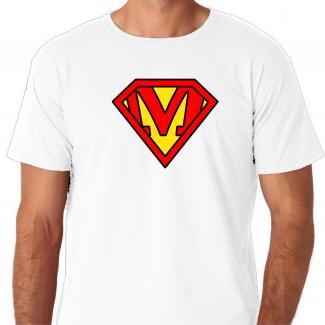 Trička - Superman - M