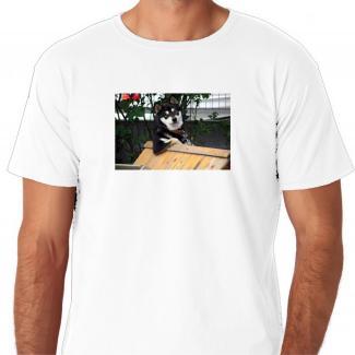 Tričko s vlastní fotografií