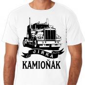 Tričko - Kamioňák