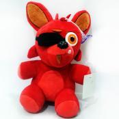 Foxy plyšák - střední