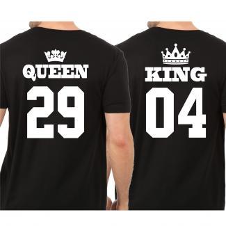 Queen a King
