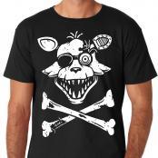 Tričko - Five Nights At Freddys - Foxy extreme