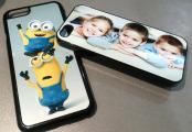 Kryty na iPhone s vlastní fotkou