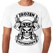 Tričko - Zrozen motorkářem